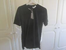 Bnwt Adidas Black Roumys Id Stadium T Shirt Size S & L S98714
