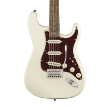 Fender Squier Classic Vibe 70s Stratocaster, Olympic White, Laurel (NEW)