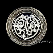 Celtes moyen-âge Ornement BOUCLE DE CEINTURE CELTIQUE NOEUDS 103