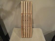 Crate & Barrel In-Drawer Wooden Steak Knife Holder/Storage