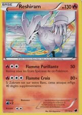 Reshiram Holo - N&B:Glaciation Plasma - 17/116 - Carte Pokemon Neuve Française