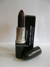 Mac PRO Lipstick SMOKED PURPLE 100% Authentic