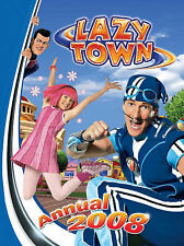 LazyTown Annual 2008, Anon, Very Good Book