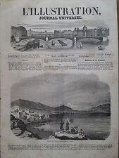 L' ILLUSTRATION 1847 N 224 CONQUÊTE DE LA KABILIE PAR LE MARECHAL ROBERT BUGEAUD