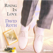Roth, David : Rising in Love CD Music Audio CD Brand New FREE Shipping
