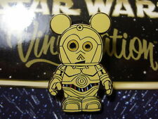 Disney Vinylmation Star Wars Collection C3PO Pin