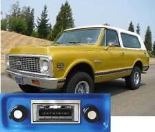 USA-630 II* 300 watt '67-72 K5 Blazer, Suburban AM FM Stereo Radio iPod USB Aux