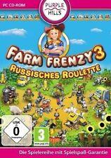 FARM FRENZY 3 - RUSSISCHES ROULETTE | Purple Hills | PC | NEU & SOFORT