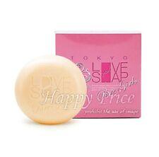 Happy Price☀ Japan-TOKYO LOVE SOAP Pure Girls Soap 80g