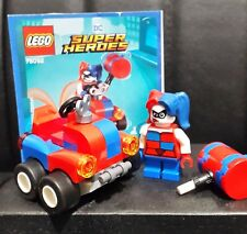 Lego DC Comics Super Heroes - Harley Quinn & her Buggy Split from 76092