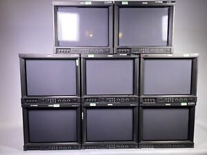 JVC DT-V1710CG Hi-Res/HD Monitor like Sony PVM/BVM Gaming / Broadcast monitor