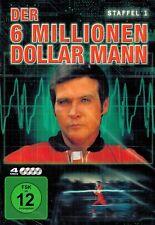 DVD-BOX NEU/OVP - Der 6 Millionen Dollar Mann - Staffel 1 - Lee Majors