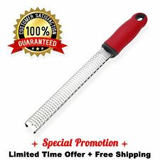 Professional Grater High Grade Stainless Steel Men Womens S Watch New with Red