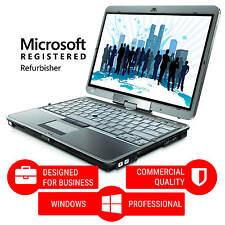 HP Laptop Elitebook Intel i5 Dual Core 2.0Ghz SSD 4gb Ram Webcam Wifi Windows 10