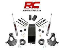 "2007-2013 GM 1500 Pickup 4WD 3.5"" Rough Country Knuckle Lift Kit w/N3 [11930]"