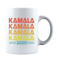 Kamala Harris Double-Sided Ceramic Coffee Mug Tea Cup