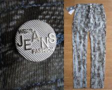 Denim Regular Mid Jeggings, Stretch Jeans for Women