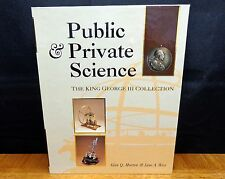 PUBLIC & PRIVATE SCIENCE: THE KING GEORGE III COLLECTION HC in Slipcase