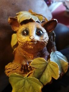 Vintage Bossons Chalkware  -Bush Baby  Collectible Wild Life Series