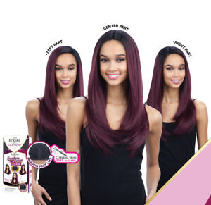 FREEDOM PART 201 - FREETRESS EQUAL SYNTHETIC LACE FRONT WIG LONG BOUNCE CURL
