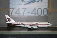 "Dragon Wings 1:400 Thai Airways Boeing 747-400 HS-TGH ""APEC"" (55632) defect"