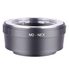 Minolta MD/MC Lens to Sony E-Mount NEX3 NEX-5 5R 5N 5C NEX-6 NEX-7 Adapter