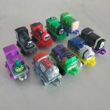DC SUPER VILLAINS - Lot of 9 Variants - THOMAS & FRIENDS MINIs - FREE Shipping