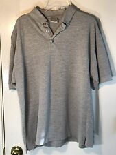 HUGE MARKDOWN‼ Gray Short Sleeve Casual Shirt Size M