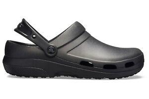 Crocs 'Specialist II Vent' Work Clogs - Black