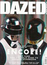 DAZED & CONFUSED December 2010 ENCORE! DAFT PUNK in 3D Luka Badnjar HANNAH NOBLE