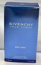 Givenchy Blue Label pour Homme Eau De Toilette Spray 50ml
