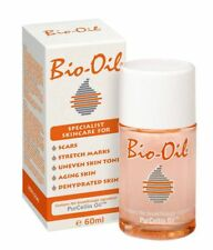 ****BIO-OIL FOR SCARS STRETCH MARKS AND DEHYDRATED SKIN  60ml****