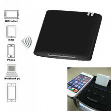 Bluetooth Music Audio Stereo Receiver Adapter For iPhone iPod Dock Bose Speaker