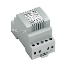COMATEC TBD2/018.12/P3 Klingeltrafo 230V~/12V~ Transformator mit PTC 1,5A