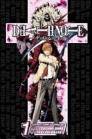 Death Note, Vol. 1: By Ohba, Tsugumi