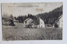 29218 AK Restaurant Himmelmühle bei Wiesenbad im Erzgebirge 1921