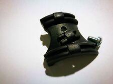 NUOVO ACOR STAFFA INFERIORE Mount in plastica Gear Cable Guide (con vite)