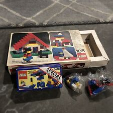 Lego Basic Building Set 1678 Special Trial Size Offer 1991 Legos Box 105 Only