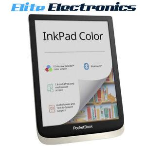 "Pocketbook InkPad Colour 7.8"" eBook eReader Kaleido 2 E-Ink Carta HD"