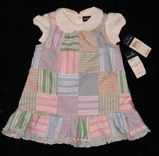 Ralph Lauren Checked Outfits & Sets (0-24 Months) for Girls