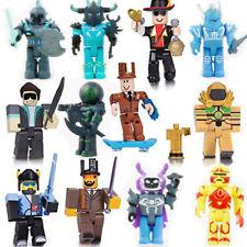 2018 Roblox Figures 12PCS/Set PVC Game Roblox Toy Mini Box Package Kids Gift