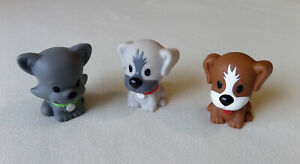 Hungry Jacks Toys x 3 The Lost Dogs Home (2008) / Puppy Pals (2012)