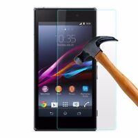 Cristal Templado Protector de Pantalla para Sony Xperia Z1 L39H Tempered Glass