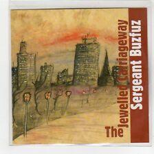 (GG9) Sergeant Buzfuz, The Jewelled Carriageway - 2006 DJ CD