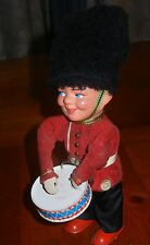 Awesome Old Wind Up British Soldier Guard By Max Carl W Germany Works!!