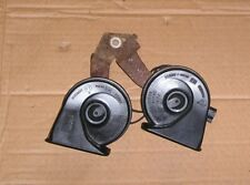 MK3 FORD MONDEO PAIR OF HIGH & LOW TONE HORNS WITH BRACKET - 1S7T13A803AB