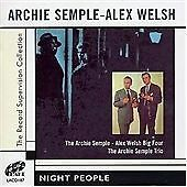 Archie Semple, Alex Welsh - Night People (2003)  CD  NEW/SEALED  SPEEDYPOST
