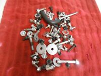16 17 18 2016 2017 2018 Grom MSX125 MSX 125 SCREWS BOLTS NUTS WASHERS HARDWARE