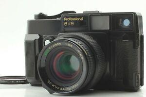 【 EXC+4 】 FUJI FUJICA GW690 EBC FUJINON 90mm f/3.5 Medium Format 6x9 JAPAN # 680
