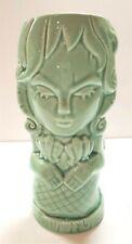 Mythical Creatures GeekiTikis Ceramic Green Mermaid Geeki Tikis Drinking Cup